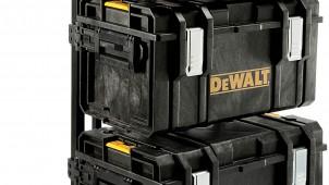 ブラック&デッカー、持ち運びに便利な防塵・防水ツールボックス