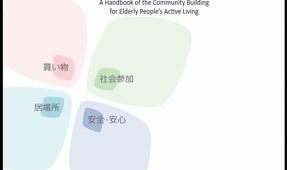 建研、「高齢者が生き生きと暮らせるまちづくりの手引き」を公開