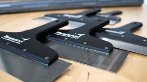 日本製にこだわった壁紙張り替え道具、DIY~プロまで使いやすく