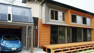 金子建築工業に学ぶ最先端の省エネ住宅視察+セミナー