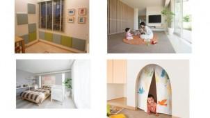 トヨタホーム、アップリカとコラボで赤ちゃんにやさしい住宅