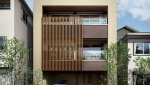 大和ハウス、都市狭小地向け木造3階建て戸建て住宅を発売
