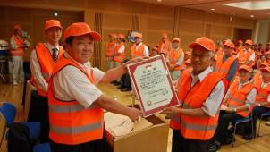 東京土建、建設従事者による地域防災体制を強化へ