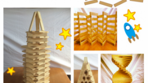 OKUTA、無垢材の建材の端材を利用した積木を販売開始