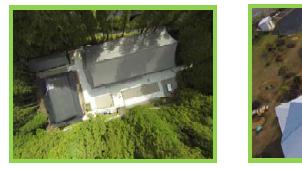 元旦ビューティ工業、屋根の空撮動画配信を開始