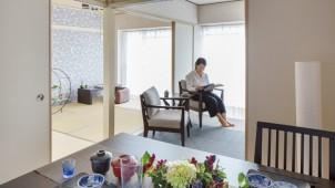 UR、超高齢社会対応「健康寿命サポート住宅」を提案