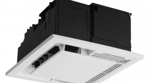 パナソニック、PM2.5濃度判定する天井埋込型空気清浄機