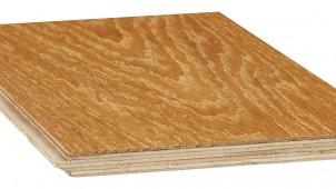 プレイリーホームズ、無垢突き板をぜいたくに使ったフローリング2種