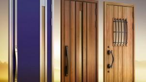 LIXIL、k1.5仕様の高断熱玄関ドア