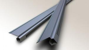 省サイズ+防水性を両立したバルコニー専用の通気部材