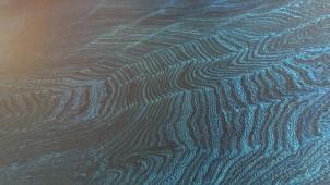 「藍染の無垢一枚板」を開発 ヤマガタヤ産業12月20日発表会