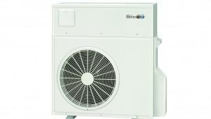 コロナ、ヒートポンプ式の冷温水システムを発売
