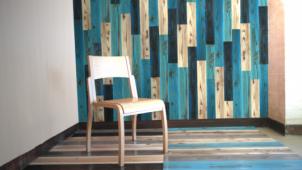 シオン、国産の塗料x木材のコラボで付加価値商品を生む