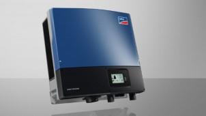 SMA、最大効率98.3%の分散型高圧発電向けパワコン