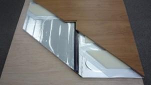 蓄熱フローリングx放熱パネルによる新しい床冷暖房システム