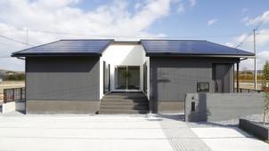 勝美住宅、平屋住宅プロジェクトのモデルハウスを開設