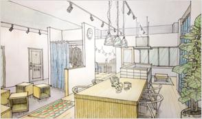 「ハウススクエア横浜ショールーム」イメージ