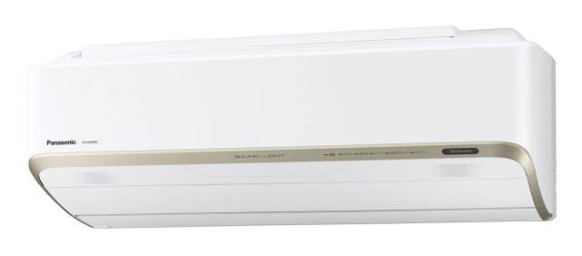幅広の「ビッグフラップ」を採用し、冷気を天井方向に吹き出して体に直接あたらない「天井シャワー気流」を実現。