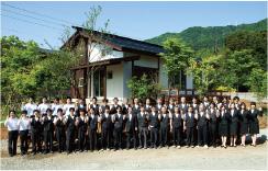 二村建築に学ぶ社員大工を財産にする工務店視察セミナー
