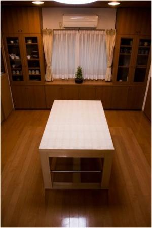 構-kamae- 耐震テーブル