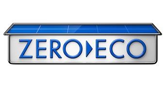 「ゼロエコ」のロゴ
