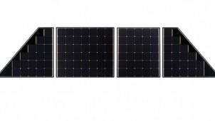 シャープが太陽電池の新商品、変換効率19.1%を実現