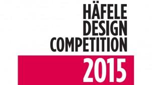 ハーフェレ、「学生デザインコンペティション2015」を開催