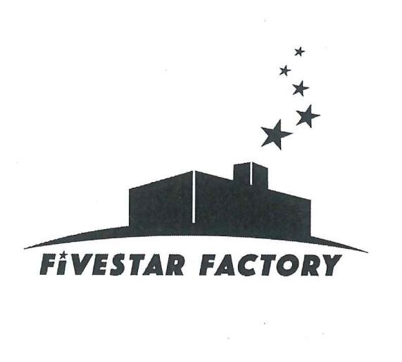 ファイブスターファクトリーのロゴ