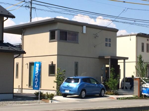 松本市新村モデルハウス「VtoHeim」