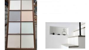 OKUTAの自然素材100%塗壁材「EM漆喰」が8色展開に