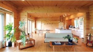 理想の家は「木の香りやぬくもりを感じる家」が7割