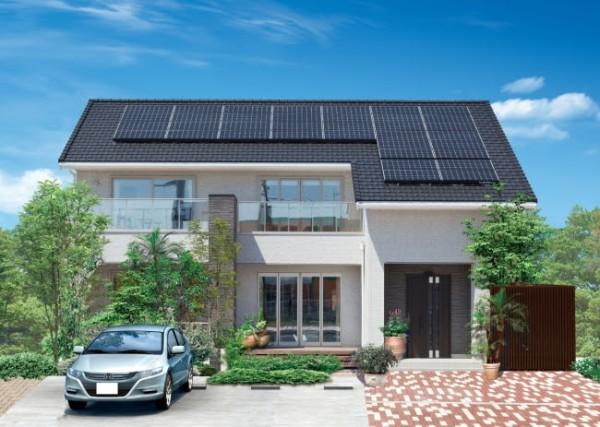 ネット・ゼロ・エネルギー・ハウス「大人気の家 ZEH CP仕様」