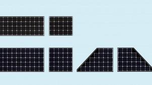 三菱電機、公称最大出力値以上の発電量確保する新しい太陽電池