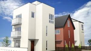 北洲、屋上利用タイプ盛り込んだ都市型3階建て住宅を発売