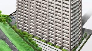 グランイーグル、ダブル認定の「多摩川スカイフロント」発表、電気料金32%削減