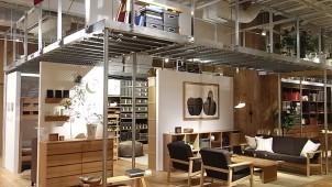 無印、有楽町店リニューアルでリノベ軸に「住空間ゾーン」強化