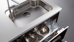 ハウステックがキッチン「ラヴィー」刷新、リフォーム対応力を強化