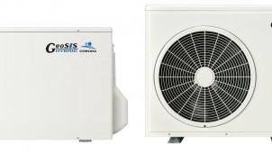 コロナの地中熱+空気熱ハイブリッドシステム、冷暖房が可能に