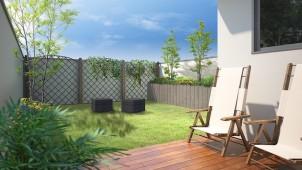 レオハウス、屋上庭園付き狭小住宅を発売