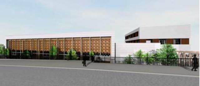 (仮称)ポラスグループ建築 技術訓練校 新築工事