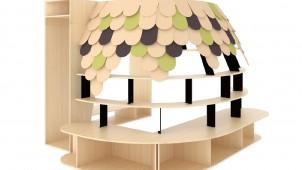 SuMiKaが新しい暮らし提案、部屋のなかに置ける小屋