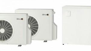 コロナのヒートポンプ式温水暖房、融雪システムへの対応可能に