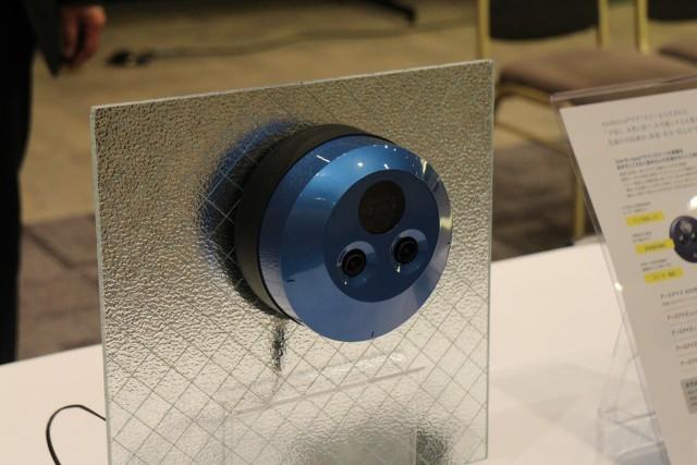 測距センサー(3D画像処理)、嗅覚機能などをAIで処理する最新の防犯カメラ