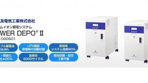 ポータブルリチウムイオン蓄電池を70万円で限定販売