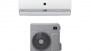 シャープ、蓄電池の電力を効率よく使えるエアコン開発