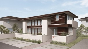 「オーガニックハウス」、普及価格帯の住宅商品を投入