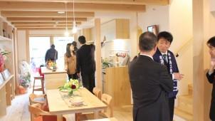 中島工務店東京支店、「みんなでつくる」モデルハウス新木場に完成