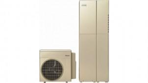 リンナイ、蓄電池運転も可能なガス・ヒートポンプハイブリッド給湯器