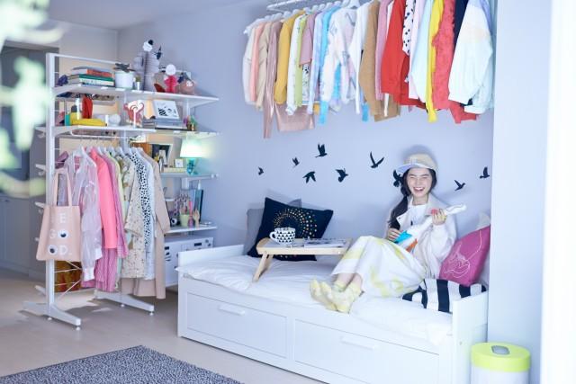 自分らしい空間を提案する「IKEA 1R GALLERY」