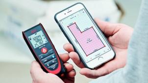 ライカジオシステムズ、写真撮影と測定を同時にできるレーザー距離計